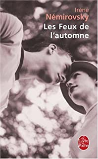 Les feux de l'automne : roman, Némirovsky, Irène