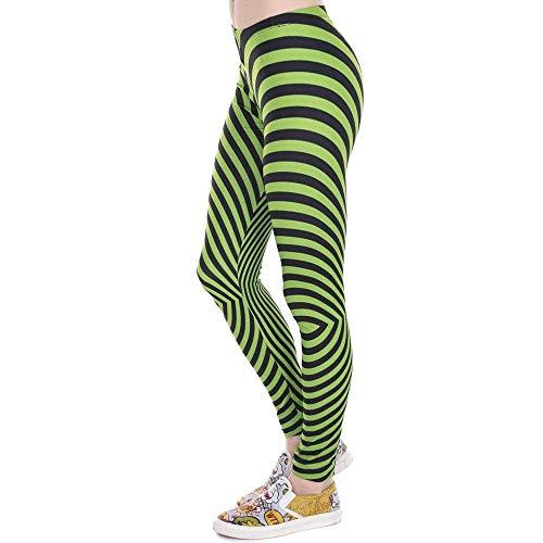 Pantaloni Lga43855 Da Maodaaimaoyi Con Yoga Vivere Donna Stampati Stampa Alta Leggings Nera Bassa Moda Marca Tee Di Righe A Vita Qualità pCxw5qRd