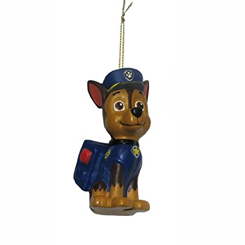 Paw Patrol Police Dog Christmas Ornament