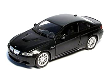 Collectable Diecast New Ray 2008 BMW M3 Coupe 1/24 Black: Amazon.co ...