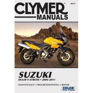 Price comparison product image Clymer Suzuki DL650 V-Strom 2004-2011