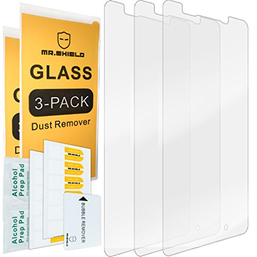 [3-Pack]-Mr.Shield for Microsoft Lumia 950 [Tempered Glass]