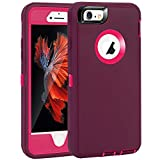 Best iPhone 6 Cases - CROSSTREE 01case-ch iPhone 6 Case - Wine Review