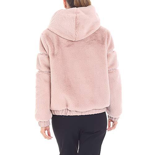 Cappuccio Blugirl Pink 6246 Size Pelliccia 42 55r6wxA8q