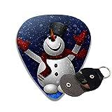Guitar Picks Abominable Snowman Celluloid Thin Medium Heavy Bass 3D Printed Variety Pick small Music Gifts Grip -6pcs