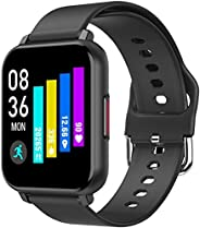 Fitness Trackers,Smart Watch, Activity Bracelet Watch with Heart Rate Monitor /Blood Pressure Monitor, IP67 Wa