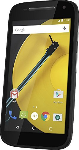 paid - Motorola Moto E 4G with 8GB Memory No-Contract Cell Phone ()