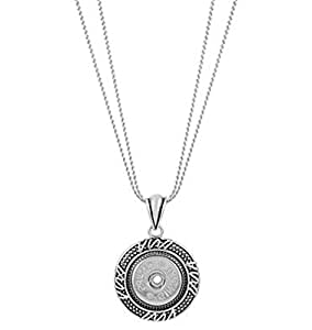 Amazon.com: Ginger Snaps WAVY CONVERTIBLE PENDANT NECKLACE