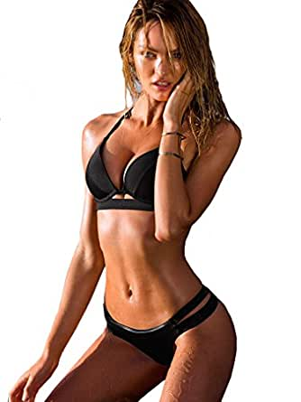 Amazon.com: Victoria's Secret Swim The Double-Banded ...