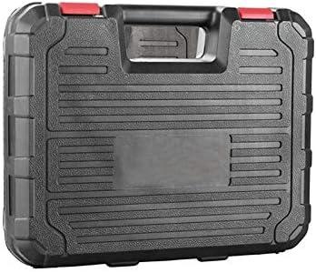 YSSWJ 44 Piece Tool Sets,Home Repair Hand Tool Kit with Plastic Tool Box Storage Case