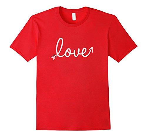 Women's Love Valentines Day Anniversary Shirt