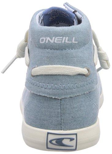 O'NEILL Babelini2 canvas - zapatillas deportivas altas de lona mujer azul - Blau (Blue mirage)
