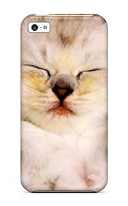 7392863K19616272 Snap On Case Cover Skin For ipod touch5(cat)