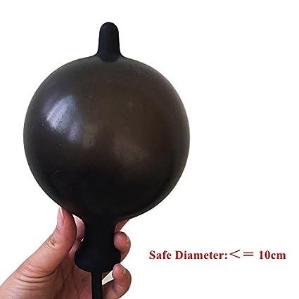 DACHUI Inflable de silicona de tamaño grande plug anal consolador anal dilatador de dispositivos ampliables Adult