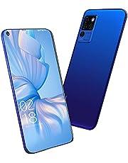 OUKITEL C21 Unlocked Smartphone, Android 10 Cell Phone 20MP Selfie Cellphone Dual Sim Helio P60 6.4'' FHD+ Octa Core 64GB/4GB 4000mAh Mobile Phones Face ID + Fingerprint International Version