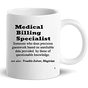 Amazon.com: Funny Cute Gag Gifts for Medical Biller