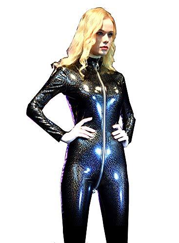 Xsqr Des Bar Galaxy Complète Femmes Costume Serrée Scène Combinaison Du Noir 001 exs Latex Corps Sexy 3d r54nwF0rq
