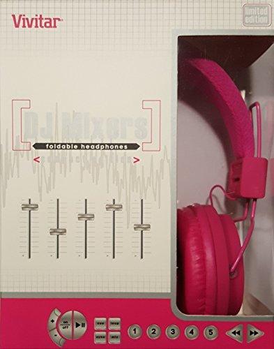Dj Mixers Headphones Limited Edition