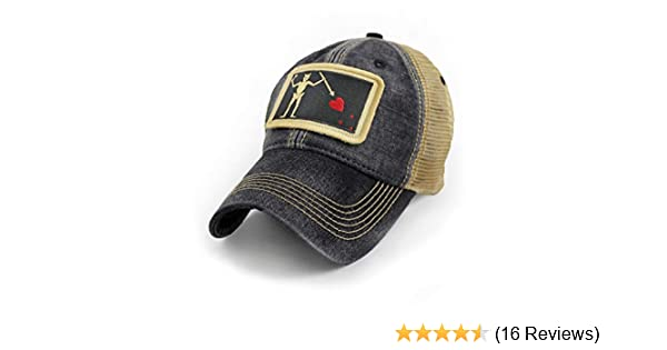 c5f89b614d9 State Legacy Revival Blackbeard Pirate Flag Trucker Hat