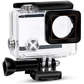Amazon.com : SN-RIGGOR Underwater Go Pro Housing Case ...