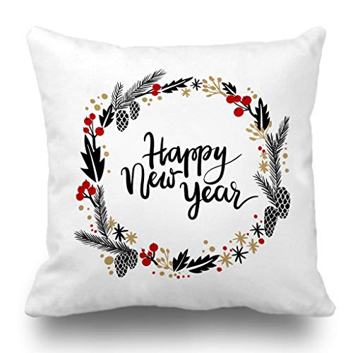 Batmerry Autumn Thanksgiving Theme Decorative Pillow Covers 18