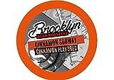 keurig pods cinnabon - Brooklyn Beans Cinnamon Subway Coffee Pods for Keurig K Cups Coffee Maker, 40 Count