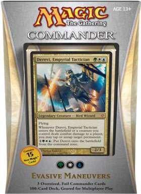 Magic the Gathering – Commander 2013 – Evasive Maneuvers Deck