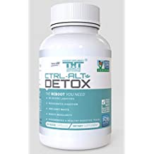 CTL-ALT-Detox (The Reboot)-The Most Effective Detoxify and Cleanse Product. A Great Colon Cleanse and Neem Product