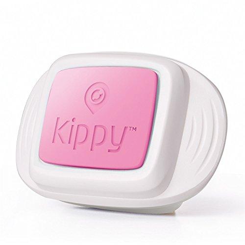 GPS Hundehalsband und Katzen-GPS - Sender Kippy für IPhone, IPad und Android Smartphone, Samsung, HTC, Nokia, - pink-