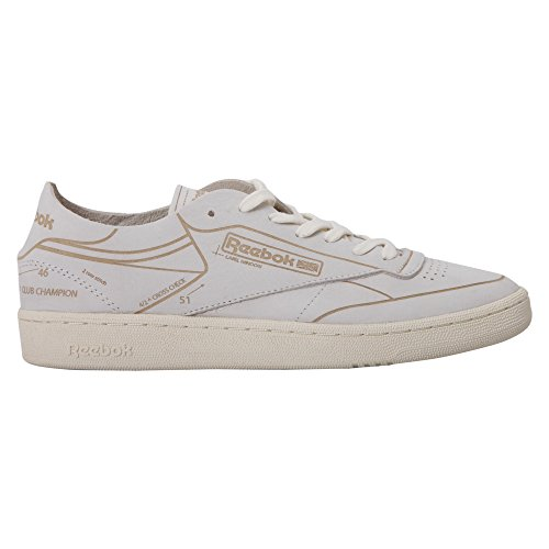 Reebok Sneakers Uomo BD1965375961 Pelle Bianco