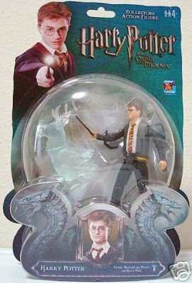 Harry Potter CORGI Series HARRY & Stag Figure RARE momc ()