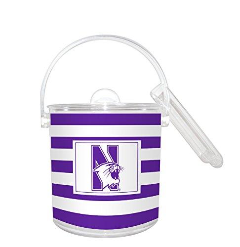 Northwestern Ice Bucket by The College Artisan (Image #1)