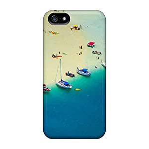 Top Quality Protection Holiday Fantasy Case Cover For Iphone 5/5s