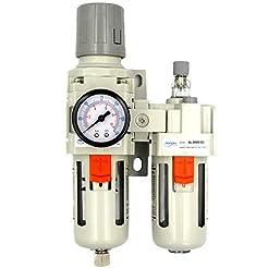 NANPU Compressed Air Filter Regulator Lu...