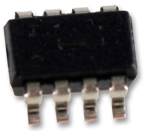 Maxim Integrated Products MAX4453EKA+T Operational Amplifier, 2 Amplifier, 200 MHz, 95 V/?s, 2.7V to 5.25V, SOT-23, 8 Pins