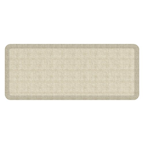 NewLife by GelPro Anti-Fatigue Designer Comfort Kitchen Floor Mat, 20x48