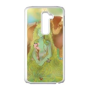 LG G2 Phone Case White Fantasia 2000 BXF283531