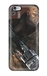 AmandaMichaelFazio UtZqaid3549QPjyF Case For Iphone 6 Plus With Nice Wolfenstein The New Order Game Appearance