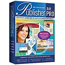 Art Explosion(R) Publisher Pro(R) 3.0, Traditional Disc
