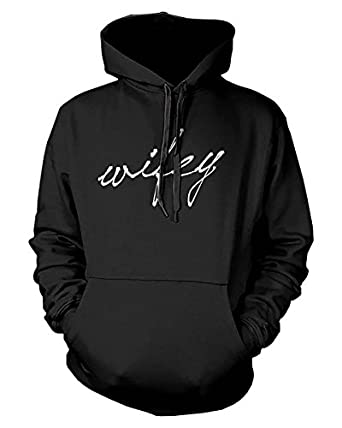 Amazon.com: 365 In Love Cute Couple Hoodies - Hubby and Wifey Matching Couple Sweatshirts: Clothing