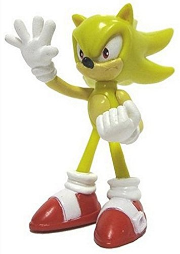 Sonic the Hedgehog Gacha Tomy Buildable …