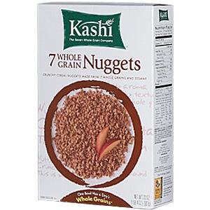 (Kashi 7 Whole Grain Nugget (3x20)