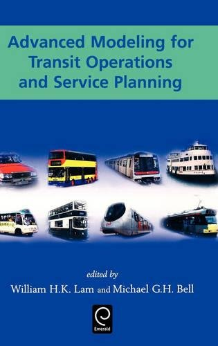 Advanced Modeling for Transit Operations and Service Planning (0)