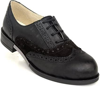 Ogswideshoes Laura Leather&Suede Shoes Extra Wide ,C Width, 3e Width