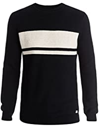 Mens Invasion Stripes Sweater Sweatshirts