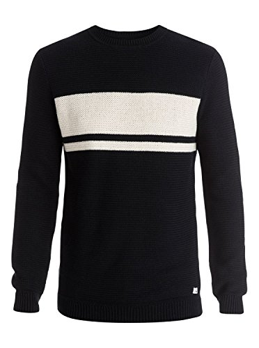 Quiksilver Black Sweater - 1