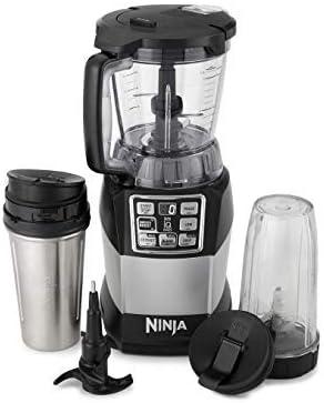 Nutri Ninja Auto-iQ Compact Blending System (BL492) (Renewed)