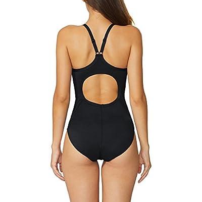 BALEAF Women's Athletic Training Adjustable Strap One Piece Swimsuit Swimwear Bathing Suit: Clothing