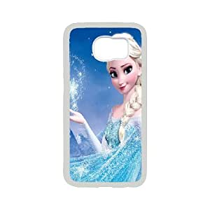 Custom High Quality WUCHAOGUI Phone case Frozen Oalf - Let is Go Protective Case For Samsung Galaxy S6 - Case-12