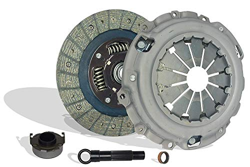 Clutch Kit works with Honda Civic Dx Gx Lx Ex Hf Natural Gas Touring Ex-L Dx-G Sport Lxs 2006-2014 1.8L l4 GAS SOHC Naturally Aspirated ()